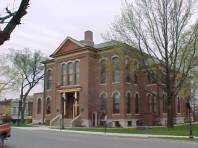 Bond County Courthouse